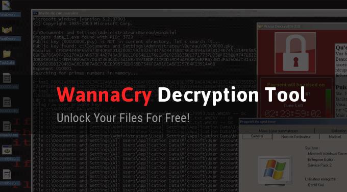 Membuka File Tanpa Membayar Ransomware WannaCry Telah Dirilis